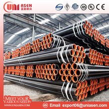 Chinese supplier oil casing carbon low alloy erw steel pipe