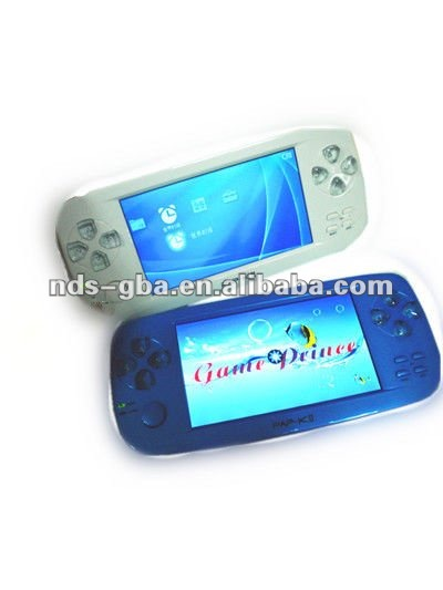 portable game consoles supporting wireless handle