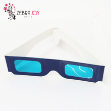 Factory direct supply responsible production process fold vr 3d glasses with great price