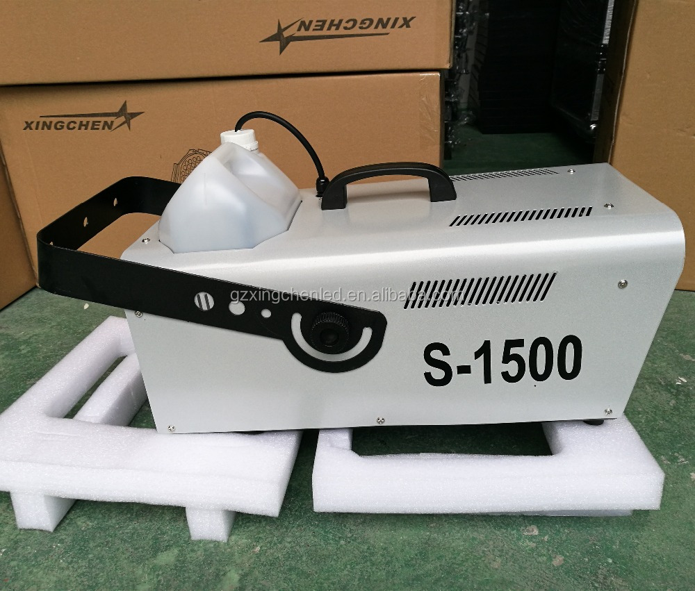 1500W DMX snow machine for sale dj wedding effect snow machine