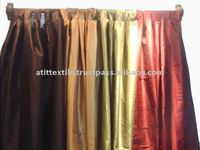 Poly Silk Curtain