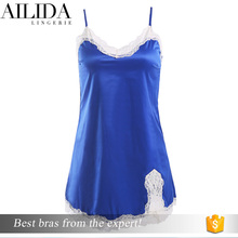 Hot sale transparent sexy night dress for girls wholesale