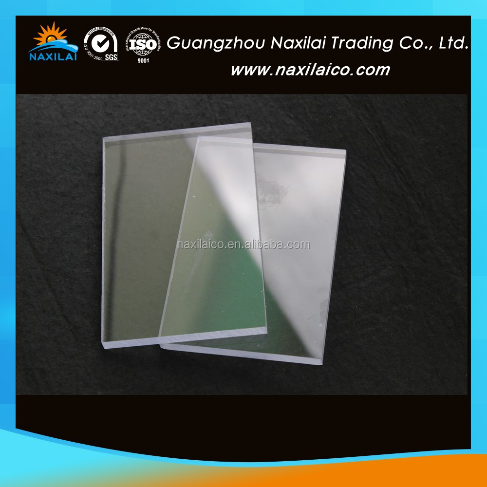 10mm rigd solid clear polycarbonate plastic pc sheet