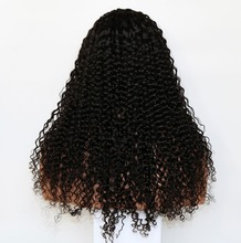 13x6 Lace Frontal Wigs For Black Women Brazilian Pre Plucked Lace Wig 180% Density Glueless Human Hair Wigs With Baby Hair