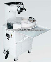 Automatic Electric Pizza Dough Depositor And Roller/used dough roller machine
