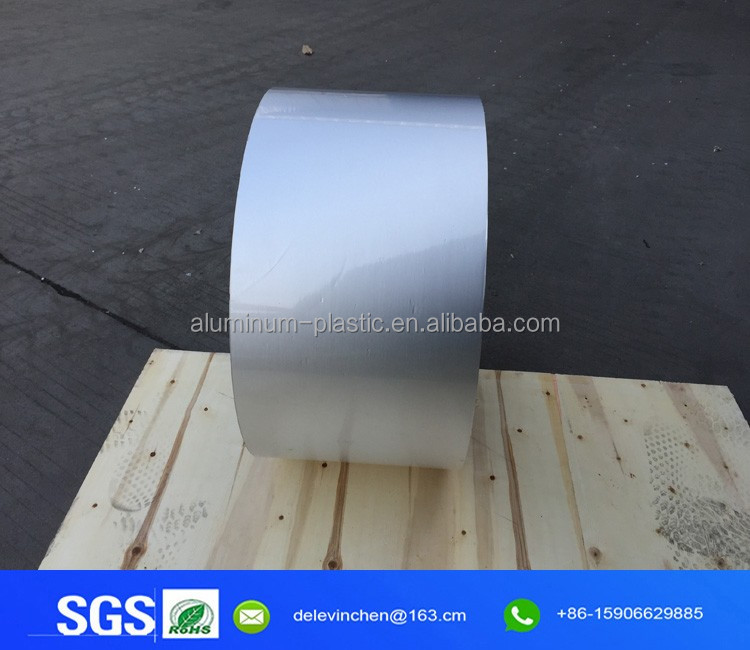 AL+PET+PE Aluminium Foil Roof Heat Insulation Material