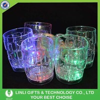 Custom Drinkware Led Flashing Beer Mug With Printing