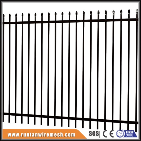 Trade Assurance professional supplier prefab fence panels steel
