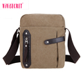 High quality cross body shoulder sling bag wholesale blank men canvas messenger bag
