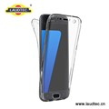 Clear full cover for Samsung S8 360 tpu case