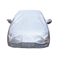 Popular Waterproof Automatic Customer Designed Textile Car Cover
