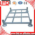 4 ways fork entrance Steel pallet