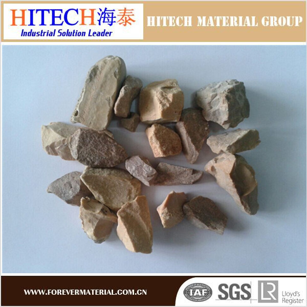 Calcium Aluminate Synthetic Slag for Steel Smelting Furnace stuffing sand for tap hole dry mixes for tundishes gunning mix