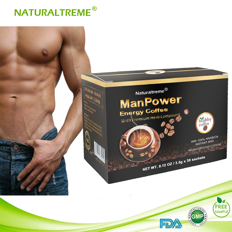 2017 Hot New Product Herb Maca Coffee for Improve Man Power