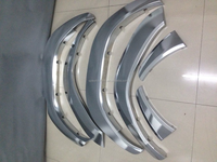 Car Rim Cover made of ABS with or without pant or Chrome Finishing for REVO Hilux Toyota 2015