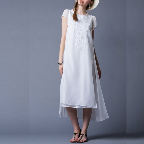 High Quality New Arrival Fashion Dress Summer Clothes Women Maxi Dresses