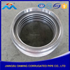 Most demanded products Daming Customized double bellow expansion joint