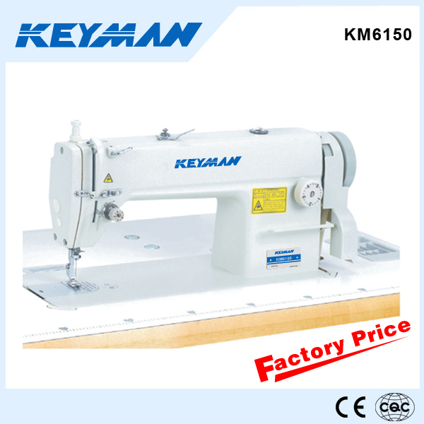 KM6150 High speed lockstitch sewing machine sewing machine in dubai 6150 sewing machine price