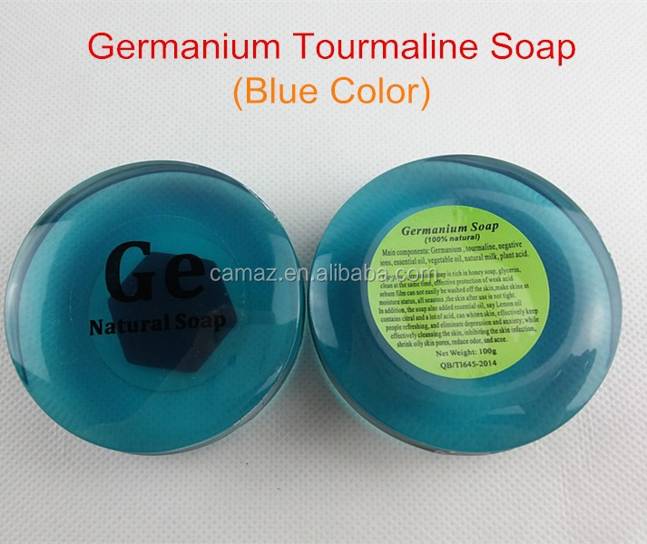 OEM Mineral tourmaline beauty bath soap for skin healthy
