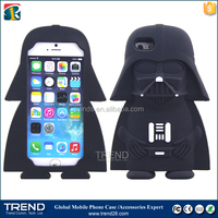 wholesale stars wars 3d silicone case for iphone 6