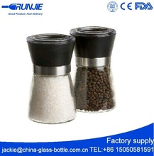 RJ Ce Certified Good Cheap Home Mill Buy Best Kitchen Pepper In Salt And Holar Spice Sea Ceramic Grinder For Kitchen