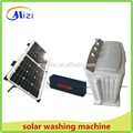 solar washing machine DC 8kg laundry washing machine