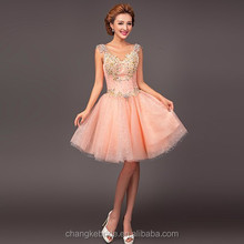 Flower Fairy Long Formal Bridesmaid Dress Ball Gown Cocktail Dresses Party Dresses