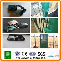 Du Pont Powder coated Wire mesh Fence Fastenings from China Alibaba