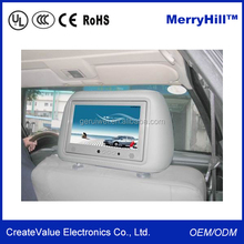 China Manufacturer TV Panel 10.1/10.4/12.1/15 inch Touch Monitor Bus Coach Car Seat Headrest