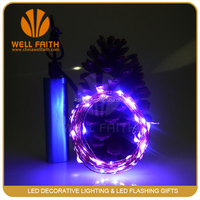 USB power 100leds LED fairly light wedding garden pendant LED Christmas tree lights