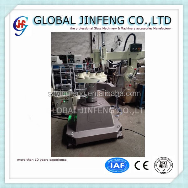 JINFENG Glass Flat and Round and OG and Bevel shape edge grind polish machine