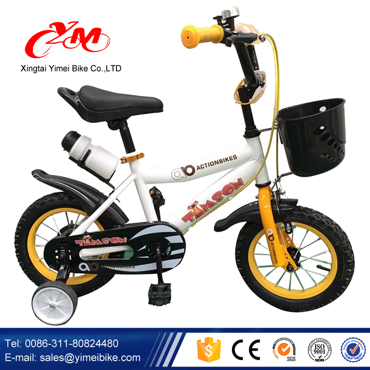 2016 Best Selling New Model bicycle toys kids/professional unique child bmx bike/kids 14 inch bikes for 10 years old child