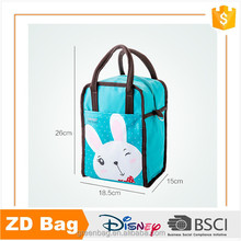 600D Polyester Lunch Box cooler bag china