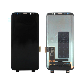 mobile phones LCD Touch Screen Digitizer Frame Replacement For Samsung Galaxy S9 /S8