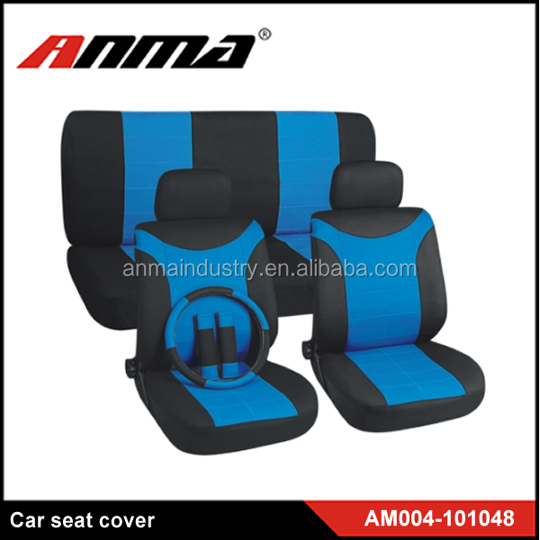 ANMA high quanlity Cheap Polyester Mesh Car Seat Cover