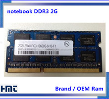 CE laptop Memory 2GB 4GB 8GB DDR3 1333MHz PC3-10600 Sodimm Notebook ram