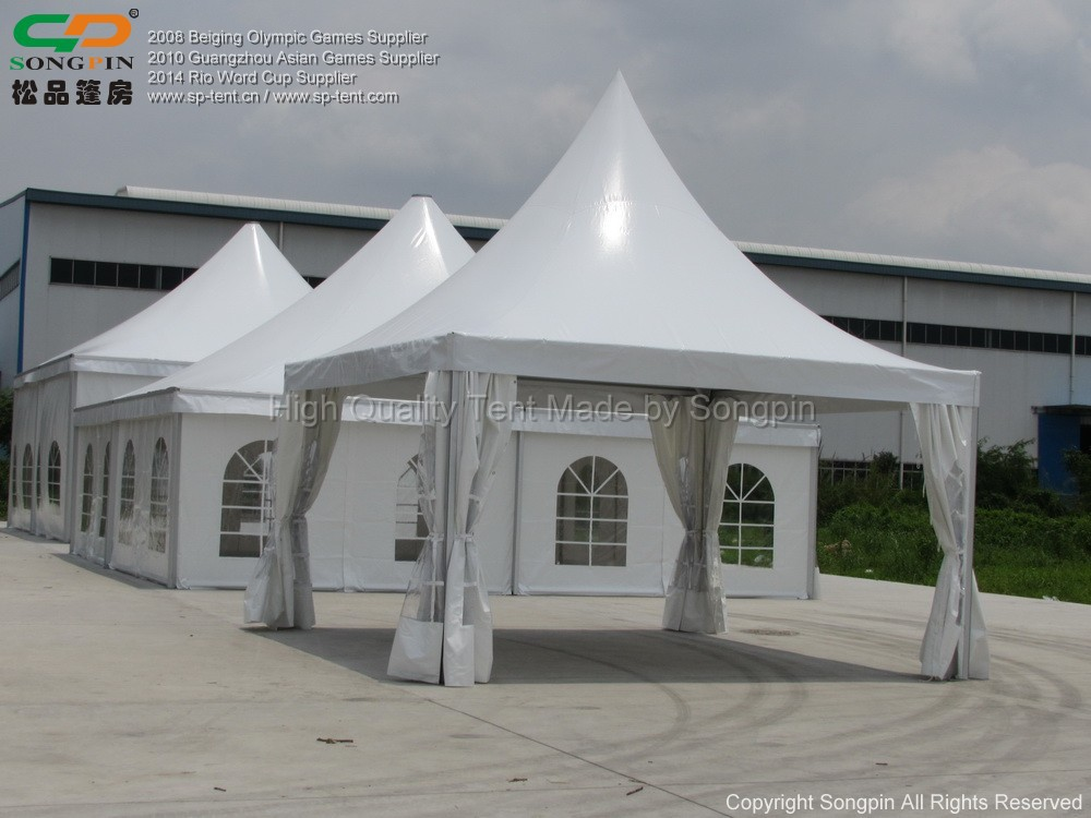 Pvc window walls cheap tent for small outdoor catering Cheap wall tents for sale