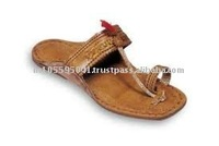 Leather Kolhapuri Chappal