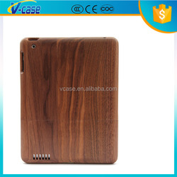 Protective and decorative eco-friendly bamboo case wood case for ipad mini