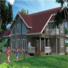 Wholesale low cost prefabricated grand designs wooden house