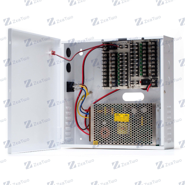 AC power switch box ups 12v 3a cctv camera stabilizer