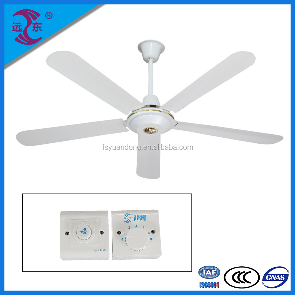 Trade assurance supplier best quality high power ceiling fans
