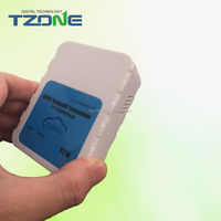 GPRS temperature and humidity monitor with gprs temperature data acquisition software