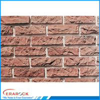 Lightweight water proof brick panels with low price
