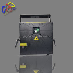 Big power laser stage light,stage animation 3d, 5000mw Animation