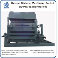 paper pulp shoe tray forming machine/ shoes tray making machine price/shoe tray machine