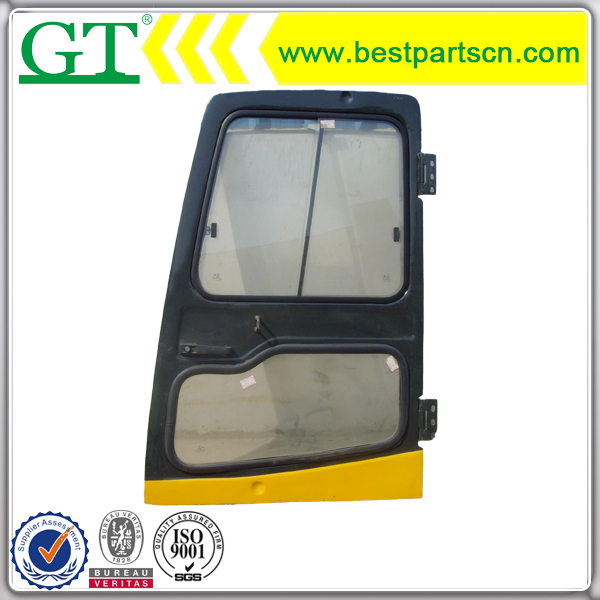 excavator spare parts Cab door PC200-7