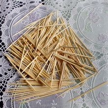 2017 Hot Sale fancy Bamboo Toothpick