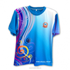 Microfiber Sublimation Printing T-Shirt (Roundneck) / Custom Made/ Penang/ Malaysia