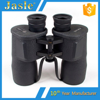 High Resolution T98 10X50 Waterproof Classic Military Binoculars with Distance Measurer